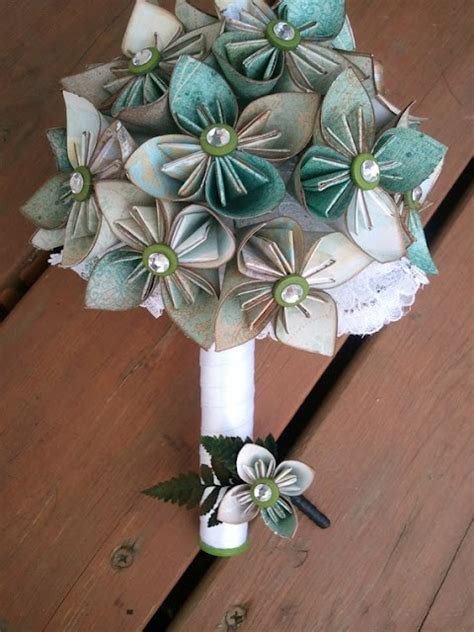 Origami Bouquet - 76 best wedding decor origami images on