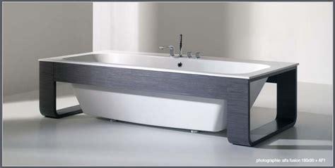 baignoire 200x90 baignoire ilot hidrobox alfa fusion 200x90 avec meuble af1
