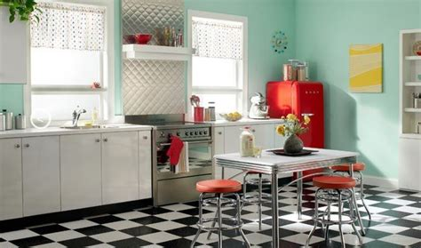 Will One Of These 5 Basic Layouts Be Right For Your 1950 Kitchen Design
