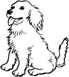 print amp download biscuit the dog coloring pages