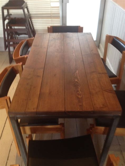 industrial style dining table secondhand hotel furniture dining tables reclaimed