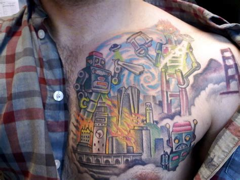 sf tattoo 20 original tattoos for city dwellers new york new york