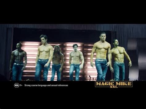 review film magic hour in english magic mike xxl movie review nettv4u com