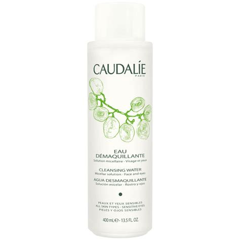 Caudalie Detox by Caudalie Cleansing Water 400ml Free Delivery