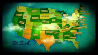 usa map hd wallpaper wallpapersafari