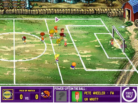 backyard soccer pc backyard soccer 2004 windows downloads the iso