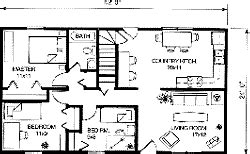 carter lumber home plans best open one story house plans hillary mill one story