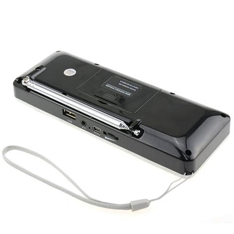 Speaker Usb Mini Oval Multimedia Bass D 015 Digital bluetooth wireless speaker mini portable bass sd tf mp3 player am fm radio 6959011584945