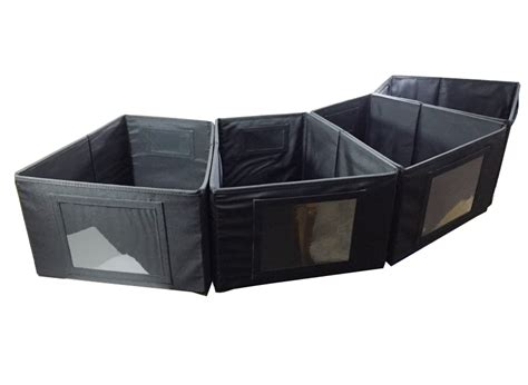 closet organizer bins fabric storage bins black pie shaped bin organizer baskets