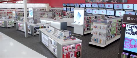 Electronic Section by Target Redesigning Electronics Section To Up Sales Chicago Tribune