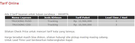 cek resi index cargo cek tarif indah cargo untuk pengiriman barang 2018 cek