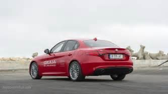 Alfa Romeo News Driven 2017 Alfa Romeo Giulia 2 2 Diesel 8at