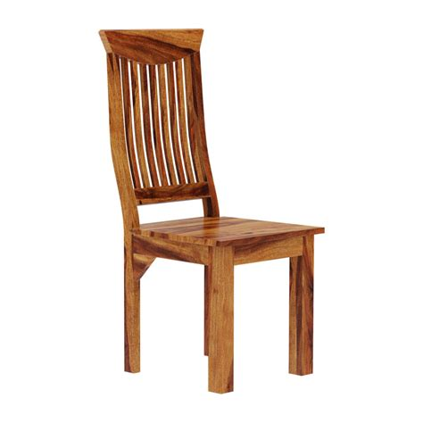 solid wood dining room chairs idaho modern solid wood contemporary wave back ergonomic