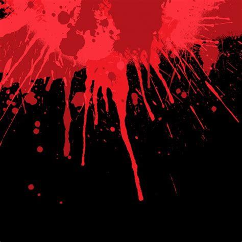 cuando se fundo la roja pintura roja sobre un fondo negro descargar vectores gratis