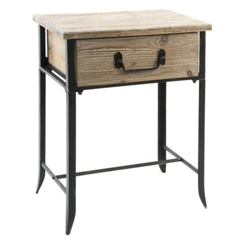 comodini in ferro comodino industrial legno naturale e ferro mobili industrial