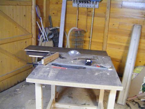 Table En Bois Avec Rallonge 1008 by Fabrication D Une Scie Sur Table