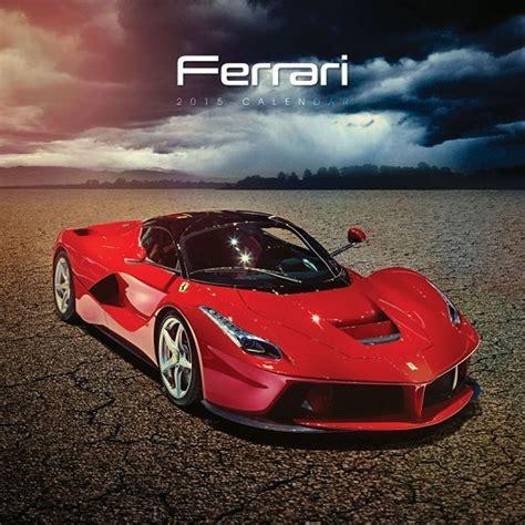 Ferrari Kalender ferrari calendars 2018 on europosters