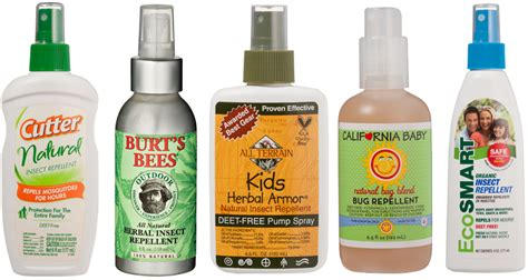 natural mosquito repellents do natural insect repellents work consumer reports
