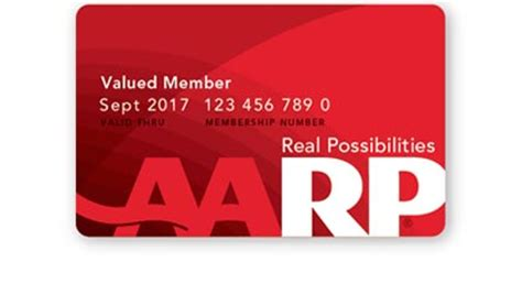 enjoy the real possibilities of your new aarp membership card