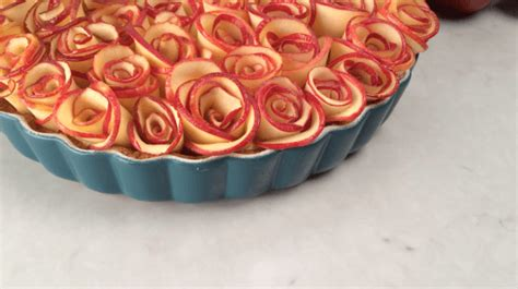 decorative apple roses howtocookthat cakes dessert chocolate rose apple