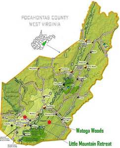 cing colorado map pocahontas county wv