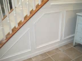 How To Put Wainscoting On Walls Designed To Dwell Tips For Installing Chair Rail