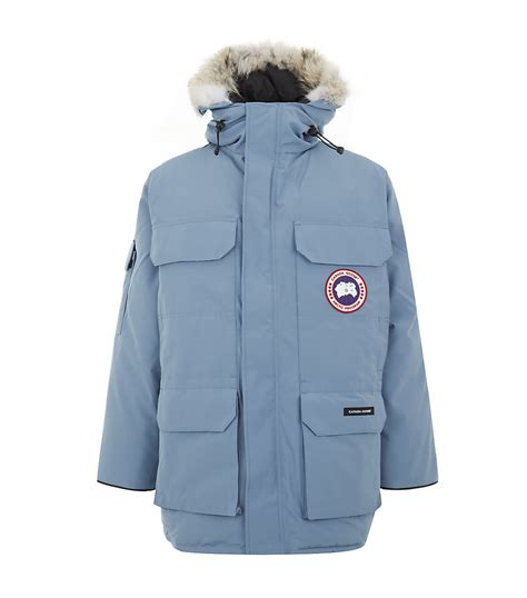 New Dc Parka Grey canada goose womens expedition parka with fur gray
