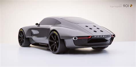 porsche concept porsche 911 future design concept evo
