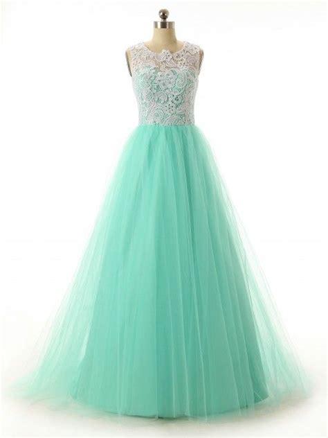 buy diyouth hot sale princess floor length tulle prom