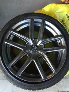 Lexus Is Tires Or 2014 16 Is 250 350 F Sport Wheels Tires 1400 Club
