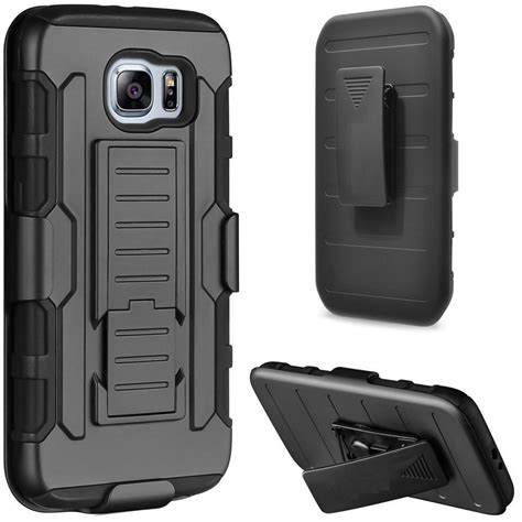 Samsung S7 Future Armor Hardcase Belt Holster Casing T1310 rubber phone cases for samsung galaxy s7 edge s7