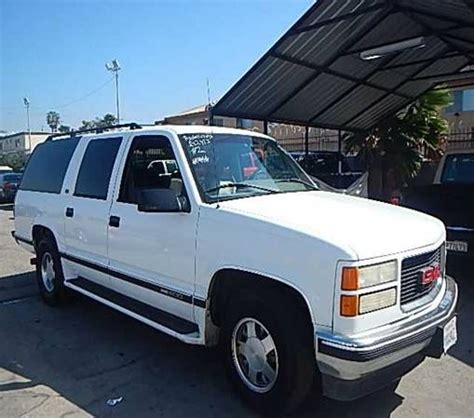 how to work on cars 1995 gmc suburban 2500 regenerative braking how to work on cars 1995 gmc