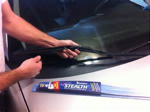 Auto Costco Michelin Stealth Wiper Blades New Wipers Same As The We Try