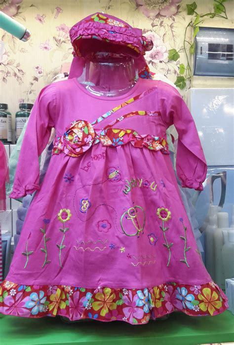 Gamis Anak Perempuan Baju Lebaran jual gamis anak perempuan baju muslim anak baju lebaran anak 1