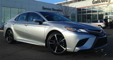 2020 Toyota Camry Xse by 2020 Toyota Camry Xse V6 4dr Sedan The Brand New Camry