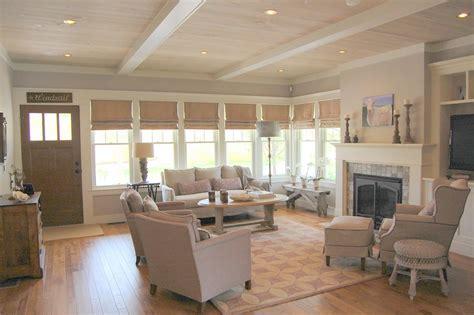 Cottage Ceiling Ideas by Tresor Trouve Summer Cottage Model Home Pinehills
