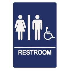 Bathroom Signs Ada Braille Room Signs Signs More Inc