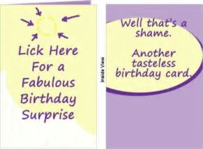 birthday card quotes crude birthday quotes quotesgram