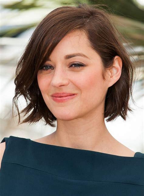 female actresses severe short hair marion cotillard diet plan celebrity sizes