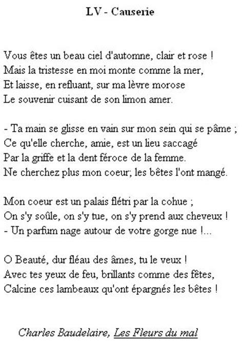 l albatro testo poesie baudelaire quot causerie quot 1857 fiches fran 231 ais
