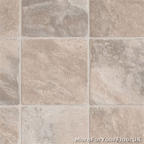 Quality Vinyl Flooring by Quality Vinyl Flooring Kitchen Bathroom Beige Tile Lino Ebay