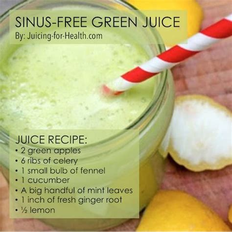 Stuffy Nose Detox by The 25 Best Juice Ideas On Detox
