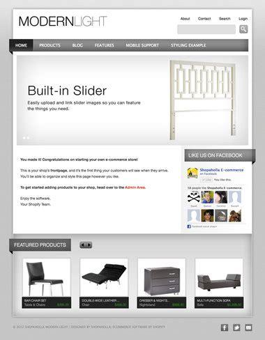 providence theme shopify birch ecommerce website template providence online store