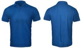 White Polo Shirt Mock Up Stock Photo Image Of Male Cotton 94494526 Blue Polo Shirt Template