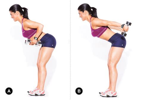 arm workout with weights ali mcwilliams