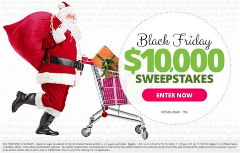 Parents Black Friday Sweepstakes - parents splash 10 000 black friday sweepstakes v1 parents