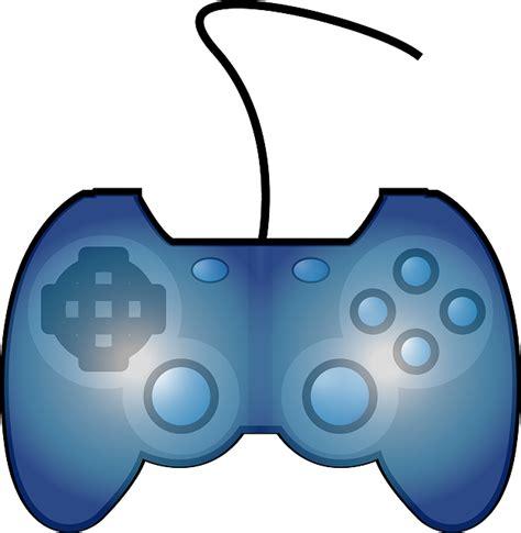 Gamepad Avan Getar Transparan Single free vector graphic gaming controller electronic free image on pixabay 23268