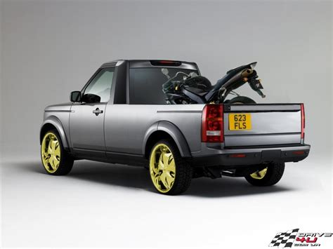 land rover discovery pickup discovery extreme ktm by stef91 page 2