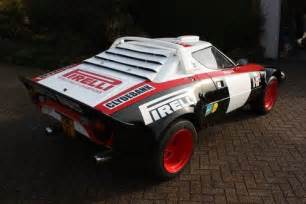 Lancia Stratos Replica Sale Lancia Stratos Gp4 Replica Hawk Hf3000 Road Car Sold