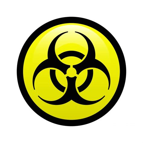 imagenes de simbolos biologicos s 237 mbolo de riesgo biol 243 gico descargar vectores premium